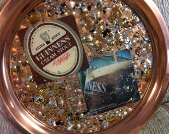 Guinness beer tray