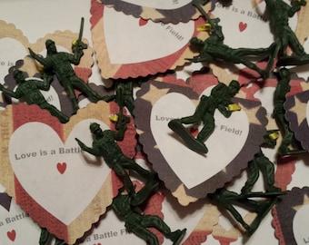 Military Valentines