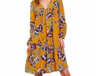 Bright & Sunny Dress