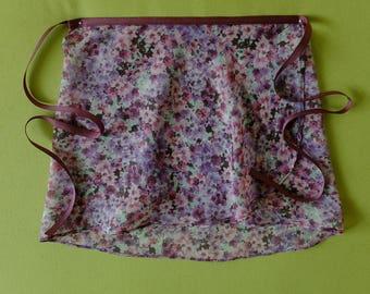 Aurora - Girl's Chiffon Ballet Wrap Skirt - CHILD size