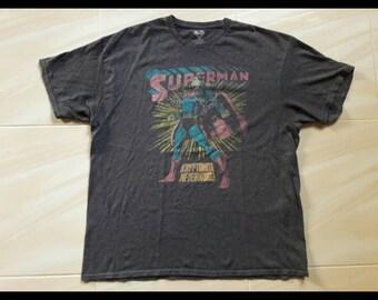Vintage Superman Kryptonite DC Comic Marvel shirts