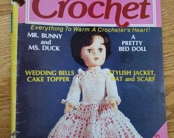 Women's Circle Crochet