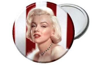 Mirror -  Marilyn Monroe stripe