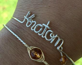 Kratom Bracelet Kratom Necklace Sobriety Jewelry Supportive Jewelry