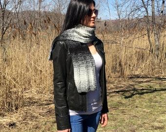 Easy Scarf CROCHET PATTERN, Womens Crochet Scarf Pattern, Womens Scarf, Crochet Pattern Scarf, Crochet Scarf for Women, Winter Scarf, PDF