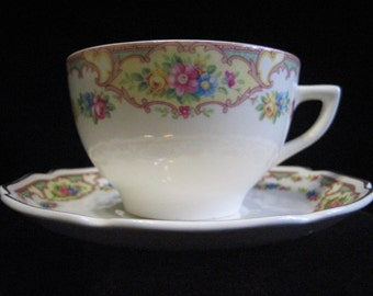 Mount Clemens Mildred cup and saucer