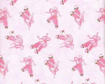 Bella Ballerina by Diane Knott for Northcott Studio, Fabric by the yard, 7002-21