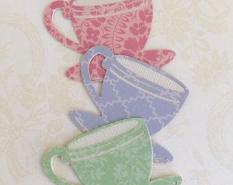 Teacup Embellishments