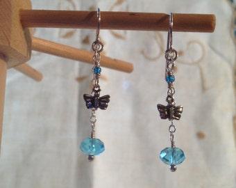 Fly Away Earrings