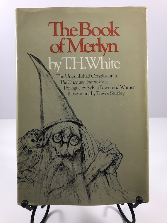 The Book of Merlyn  by T.H White