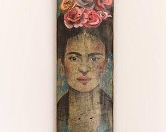 Frida - Colección Carmen Navarro Ilustración