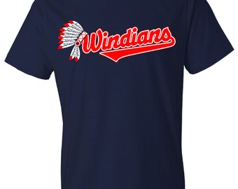 Windians Headdress T-Shirt