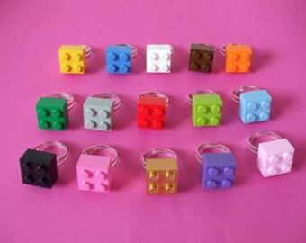 Lego 2x2 Brick Ring