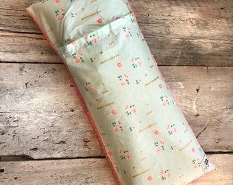 Buckwheat shells Nursing pillow, nursing cushion, natural nursing pillow