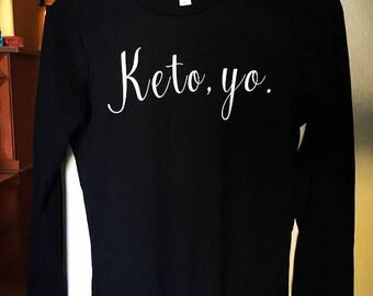 Keto, yo
