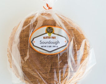 Gluten Free Sour Dough Bread