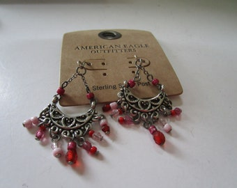 American Eagle Earrings for Pierced Ears