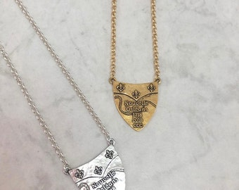 New Orleans Tricentennial Necklace
