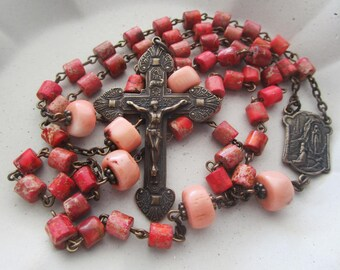Christ the King and Our Lady of Lourdes Rosary