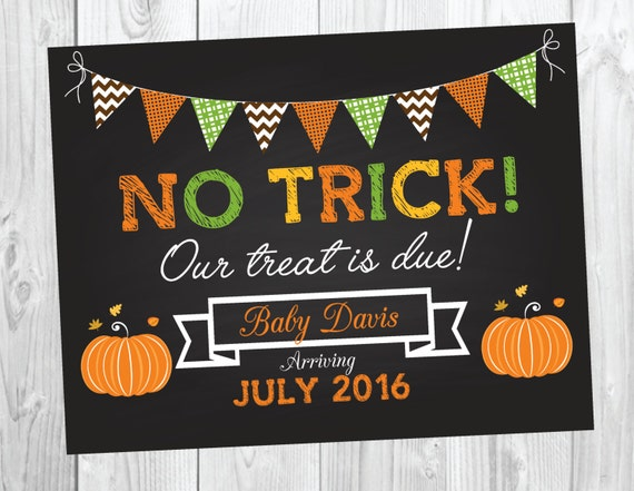 Pregnancy Announcement Sign - Photo Prop - Big Brother Big Sister - Fall - Pumpkin - Halloween Announcement