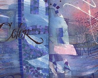 Elements & Principles—Color