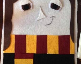 Hermione Pillow Pal