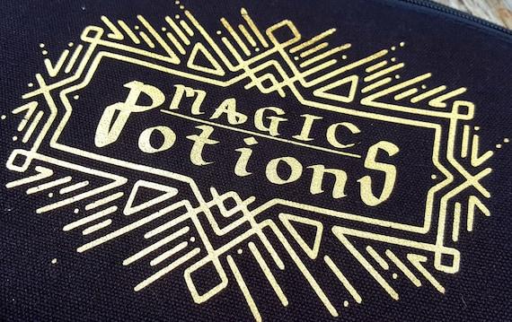 Magic Potions Makeup Bag