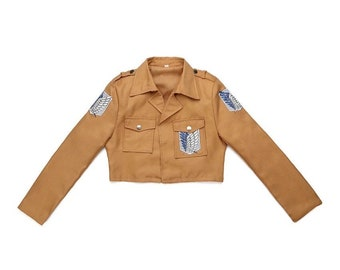 Attack on Titan Cosplay Coat