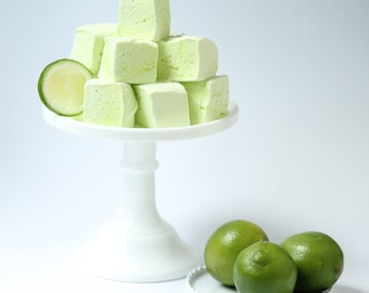 Margarita Tequila Marshmallows // Parents Magazine 2 Sizes