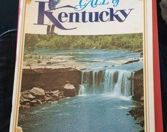 Vintage Kentucky Book. Call of Kentucky. Book. Call of Kentucky Book.