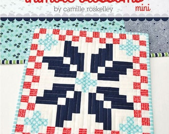 MINI Norway quilt pattern by Thimble Blossoms