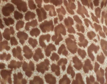 Lv Monogram Inspired Print Spandex Fabric By The Yard