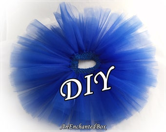 Police baby tutu etsy diy royal blue tutu kit for sassy skirt girls teens teenagers dressup tutu costume full solutioingenieria Images