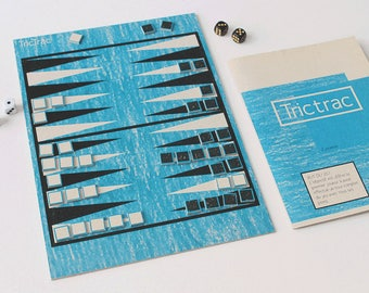 TricTrac - board game