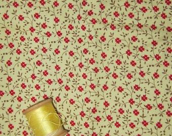 "Civil War Reproduction Fabric 43"""