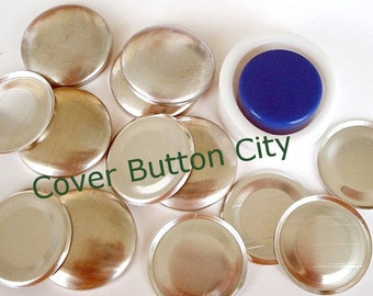 Cover Button Starter Kit Size 45 (1 1/8 inch) - Flat Backs