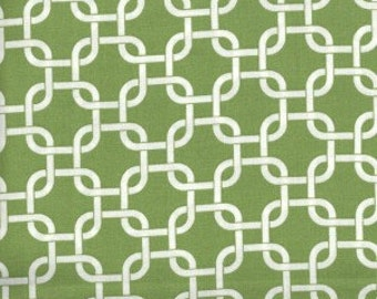 Citrus Maze Fabric --- Cotton Fabric --- Fabric By The Yard