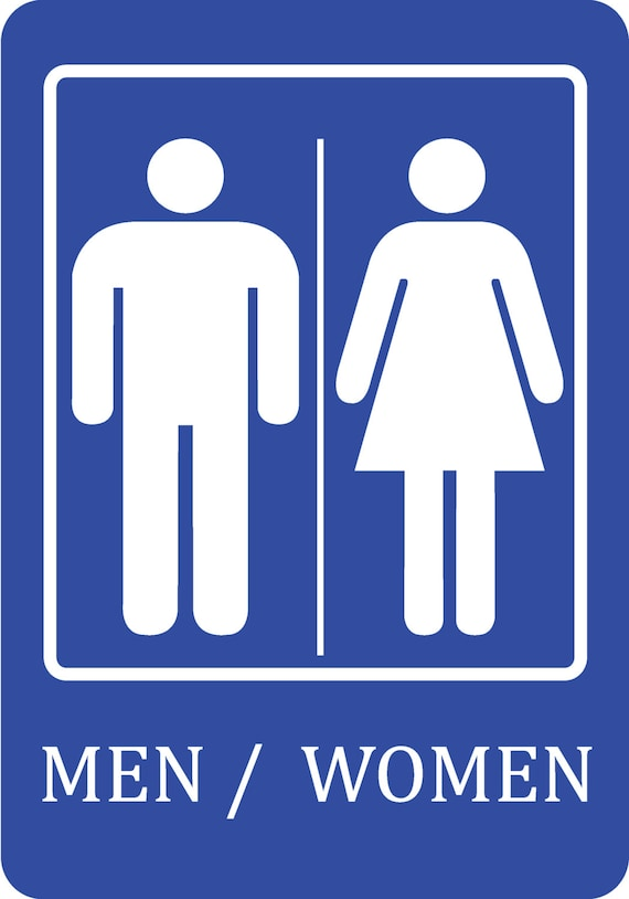Bathroom : Unisex Bathroom Sign 36 Funny Restroom Signs Polite with regard  to Mens Bathroom Sign