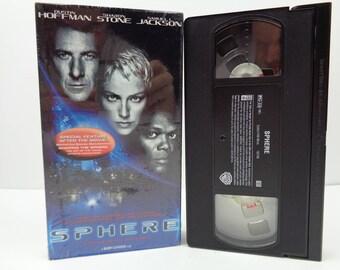 Sphere VHS Tape