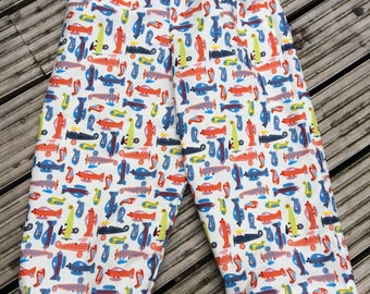 Baby trousers Aeroplane 6-12 months