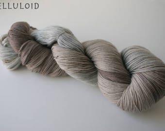 Painted Ladies Sock Yarn, Celluloid