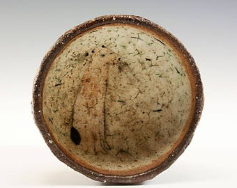 Hand Pinched Wood Fired Bowl by Jenny Mendes - Claude
