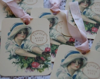 Garden Lover Gift Tags