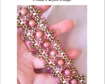 """TUTORIAL """"LUCREZIA"""" bracelet / bracciale"""