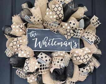 Wreaths Amp Door Hangers Etsy