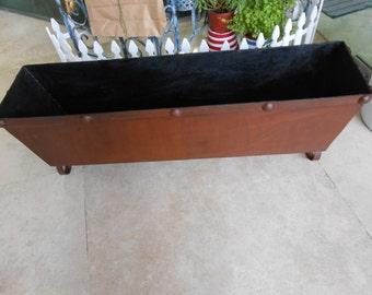 Rustic large potholder, rusted antique finish