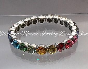 The Kaleidoscope Bracelet