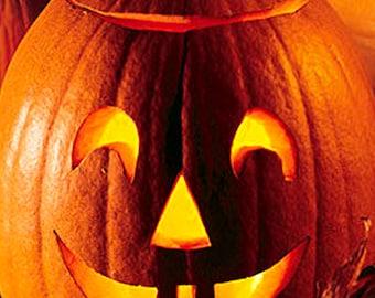 Pumpkin, Jack O' Lantern, PP, Vegetable, Burpee Garden Seeds