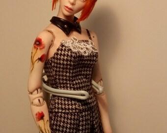 Porcelain BJD doll - Aurika