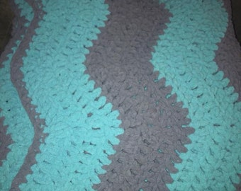 Ripple Wave Blanket